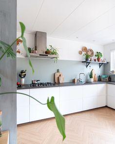 Kitchen Decor, House Interior, Kitchen Interior, Kitchen On A Budget, Home, Interior, Kitchen Remodel, Home Decor, Dream Kitchens Design