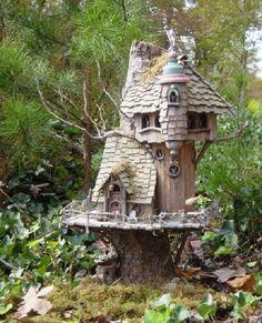 miniature tree houses 26