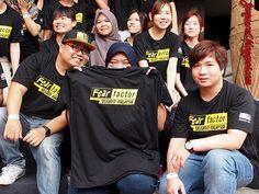 Fear Factor Malaysia #fearfactormy @fearfactormy yer.... I shy shy~~