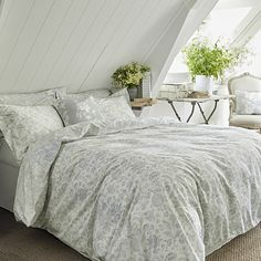 Cabbages and Roses - French Toile Bedding Collection Mint Mint Bedding, Toile Bedding, Cotton Bedding, Bedding Sets Online, Luxury Bedding Sets, Comforter Sets, King Comforter, Brown Bed Linen, Super King Duvet Covers