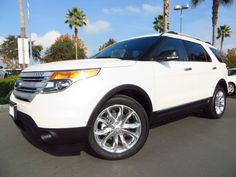 2013 Ford Explorer FWD 4dr XLT #FresnoInfiniti #dealership #dealer #Fresno #Clovis #Madera #Visalia #car #luxury