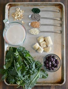 Smoothie 101 - how to make a good, better, and best smoothie, choose your level and enjoy!