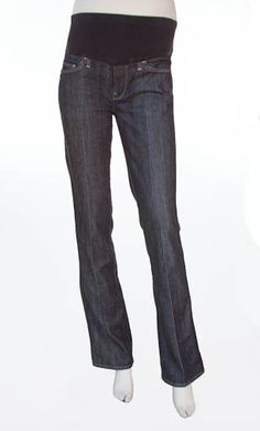 Seven for all Mankind $99 Pregnancy Products, Mom Style, Denim Jeans, Jeans Size, Maternity, Pockets, Legs, Dark, Fit