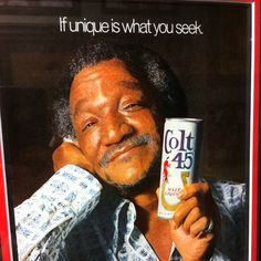 Colt 45 and 2 zig zags baby that's all we need