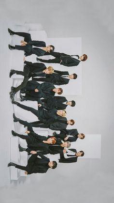 Cute Wallpaper Backgrounds, Bts Wallpaper, Cute Wallpapers, Bts Boys, Bts Bangtan Boy, K Pop, Exo Stickers, Billboard Hot 100, Big Family