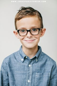 The Miles Frame by jonaspauleyewear: Glasses that adults envy. Read the story behind the company. http://jonaspauleyewear.com/pages/our-team/#Eyewear #Kids