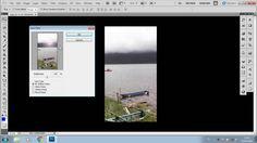Cara membuat sinar matahari - Photoshop CS5