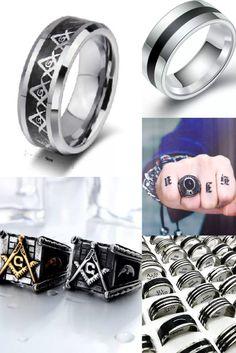 Ανδρικά δαχτυλίδια που συναρπάζουν για όλα τα στυλ,δαχτυλίδια που δεν χαλάνε ασημένια και ατσάλινα Rings For Men, Wedding Rings, Engagement Rings, Jewelry, Enagement Rings, Men Rings, Jewlery, Jewerly, Schmuck