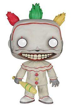 Funko Pop TV: American Horror Story Season 4 - Twisty the Clown Vinyl Figure