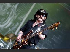 PHOTOS. Disparition de Lemmy Kilmister, leader mythique de Motörhead
