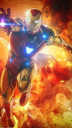 Endgame Iron Man IPhone Wallpaper - IPhone Wallpapers