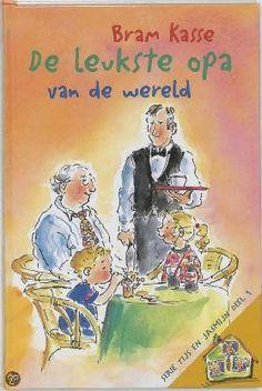 Aanrader!  Voorleesboek voor KBW 2016: Voor altijd jong  (De leukste opa van de wereld - Bram Kasse)