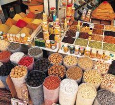 Bahrain Spice Market. My favorite place!