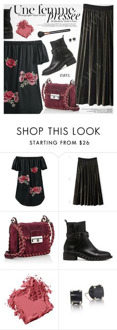 """""""Boho Chic"""" by pokadoll ❤ liked on Polyvore featuring Lanvin, Bobbi Brown Cosmetics, MAC Cosmetics, polyvoreeditorial and polyvoreset"""