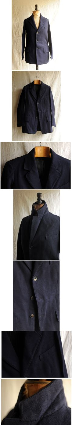 30sフランスヴィンテージメルトンウールワークJKT 20s40sコート - ヤフオク! Fashion Details, Industrial Style, Footwear, Plaid, Mens Fashion, Denim, Trending Outfits, Leather, Clothes