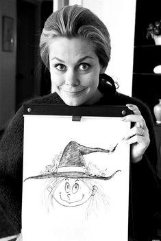 """Elizabeth Montgomery - """"Bewitched"""""""