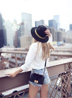 Fashion Cognoscente: Fashion Cognoscenti Inspiration: Easy Summer Style waysify