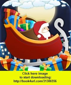 Santa's Christmas Dash, iphone, ipad, ipod touch, itouch, itunes, appstore, torrent, downloads, rapidshare, megaupload, fileserve