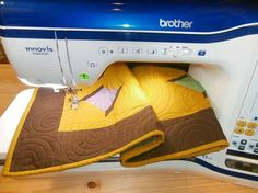 The extra large throat space on THE Dream Machine 2 will make working on those larger projects a breeze. Brother Embroidery Machine, Machine Applique, Machine Embroidery Designs, Embroidery Ideas, Embroidery Machines, Applique Designs, Embroidery Applique, Brother Dream Machine, Duct Tape Crafts