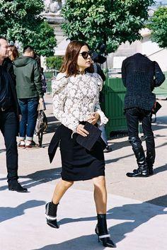 Paris Fashion Week SS 2016....Christine