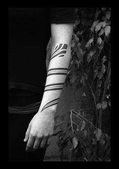 black snake forearm by TATTOOS -JORGE TERAN, via Flickr