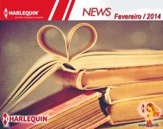 Lançamentos Harlequin - Fevereiro/2014