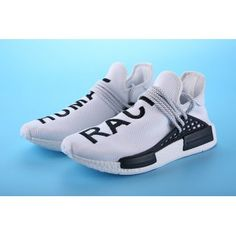 Adidas NMD Human Race Blanc
