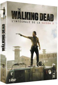 Pour les amateurs de #zombie, la saison 3 de Walking Dead !