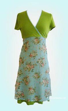 jurken van Tante Betsy