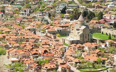 europes oldest cities -  Mtskheta, Georgia  When did the earliest inhabitants settle? 1,000 BC