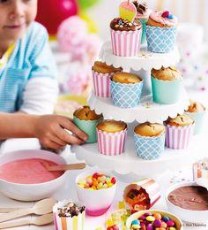 Cupcakes zum selbst Dekorieren