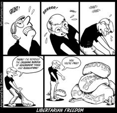 """""""I have always found it quaint and rather touching that there is a movement [Libertarians] in the US that thinks Americans are not yet selfish enough."""" ~ Christopher Hitchens #libertarian"""