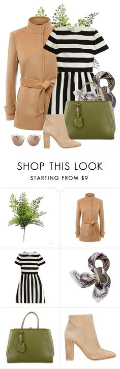 """""""Classy Winter Look"""" by bjigg ❤ liked on Polyvore featuring Jaeger, Valentino, Tory Burch, Fendi, Gianvito Rossi and Christian Dior"""