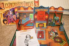 13 Dead End Drive