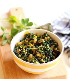 methi bhaji recipe maharastrian style