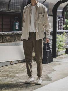 Awesome summer korean fashion summerkoreanfashion is part of Japanese mens fashion - Stylish Mens Outfits, Casual Outfits, Men Casual, Korean Fashion Men, Mens Fashion, Japanese Fashion Men, Korean Men Style, Unisex Fashion, Mode Streetwear