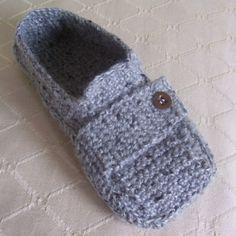 Crochet shoes, socks and flip flops on Pinterest | 298 Pins
