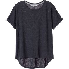 Victoria's Secret Dolman Tee ($22) ❤ liked on Polyvore featuring tops, t-shirts, grey, victoria's secret, victoria secret t shirts, dolman top, victoria secret tee and gray tee