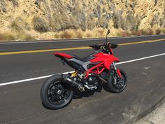 #Ducati #Hypermotard  #Malibu #Mulholland #California #CA #motorcycle #Hypermotard821 #SCproject