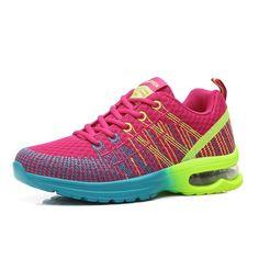 2016 fashion sport shoes brand casual shoes platform women shoes breathable  woman trainers ladies sneakers chaussure femme qj861 175a26720