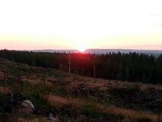 Tahko MTB 2016, auringonnousu Mtb, Celestial, Sunset, Outdoor, Sunsets, Outdoors, Outdoor Living, Garden, Mountain Biking