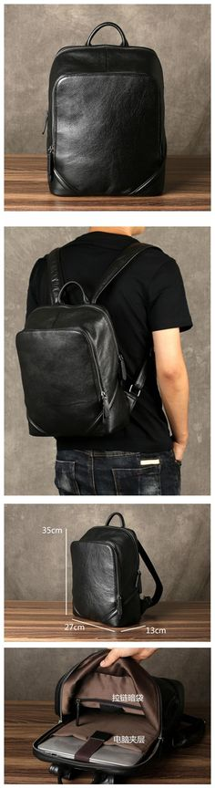 21 Ideas Travel Backpack Stylish Christmas Gifts For 2019 Travel Backpack, Travel Bags, Fashion Backpack, Valentine Day Gifts, Christmas Gifts, Mens Travel, Leather Men, Leather Bags, Handmade Bags