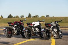 First ride: 2015 MV Agusta Brutale 800 Dragster, Dragster RR and Turismo Veloce