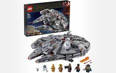 À quelques jours du début des soldes d'été 2021, Amazon fait plaisir aux fans de LEGO Star Wars en proposant le set de construction Faucon Millenium à un super prix. Grâce notamment à un coupon de réduction, le set en...