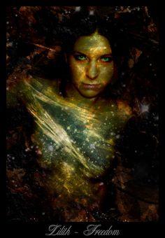 Lilith - Goddess of Freedom by falineowlight.deviantart.com