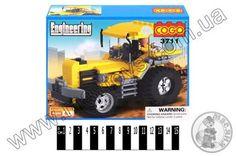 """Конструктор """"Cogo"""" """"Трактор"""" http://kidtoys.com.ua/ua/kon3711konstruktor-cogo-traktor"""