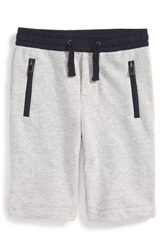 Free shipping and returns on Vince French Terry Sweat Shorts (Toddler Boys & Little Boys) at Nordstrom.com. Supersoft, heathered French terry sweat shorts are topped with a stretchy contrast waistband.