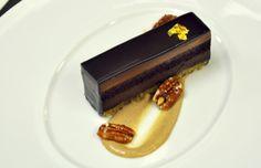 I Got This! Mayan Chocolate Cake Plated Dessert
