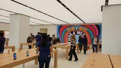 "La Apple Store México inicia actividades en la CDMX, ""centro neurálgico de Latinoamérica"""