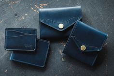Accessories purveyor Tanner Goods is paying homage to an all-American classic with its new limited edition Indigo series. Inspired by the denim jean, four of Tanner's top wallet models are offered in...